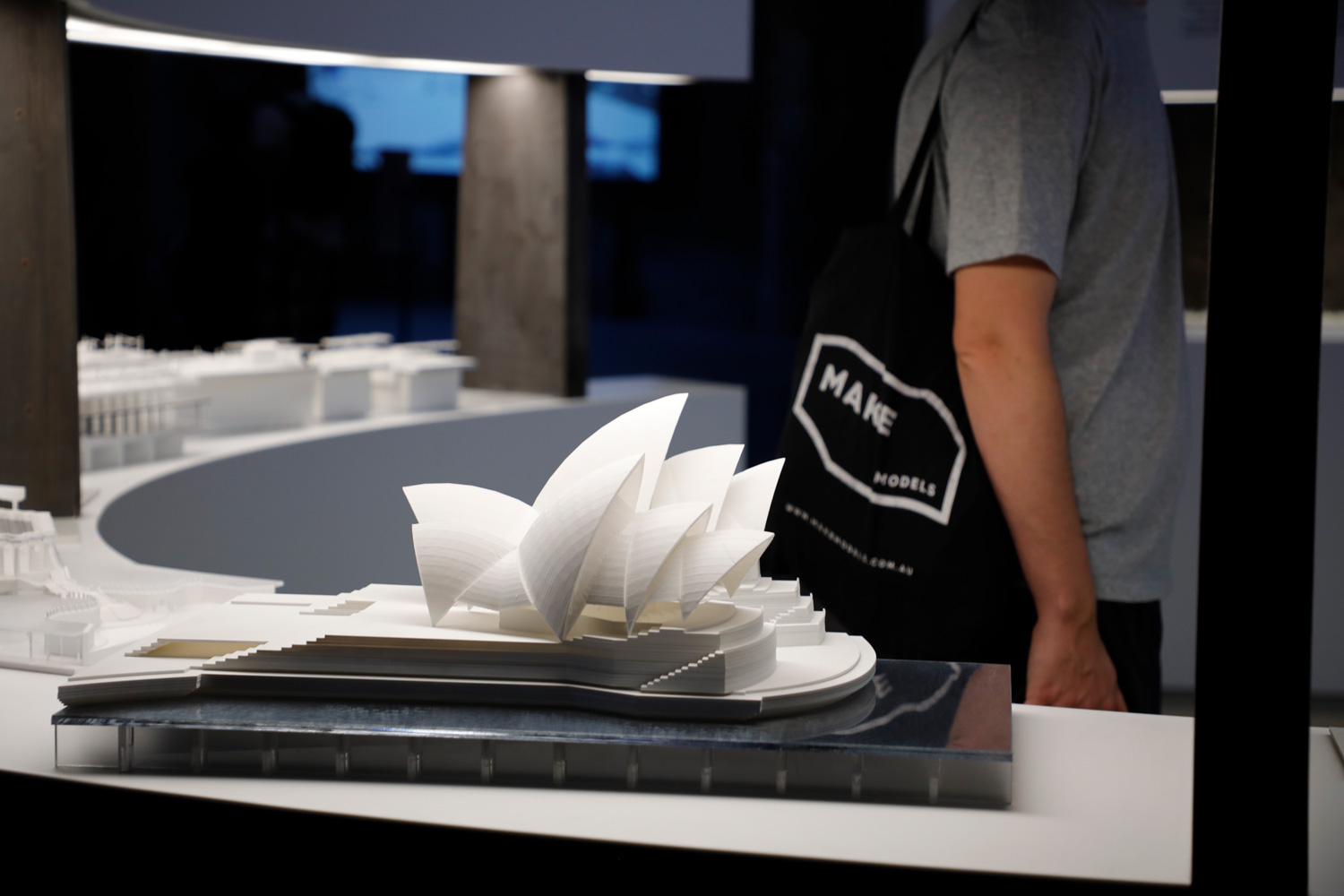 Experiencing the Architectural Biennale as a Model Maker