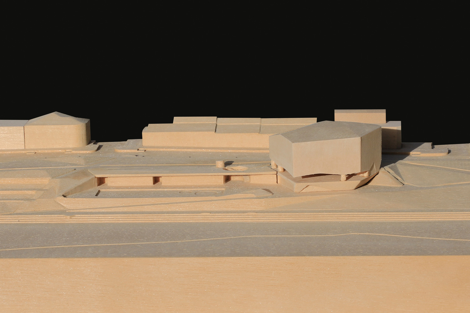 Neeson Murcutt and Neille – Cotteslow Beach Pavilion, 2019, 1:500