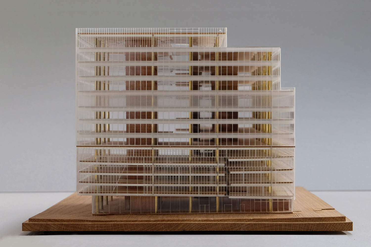 Woods Bagot – Commonwealth bank, 2015, 1:100