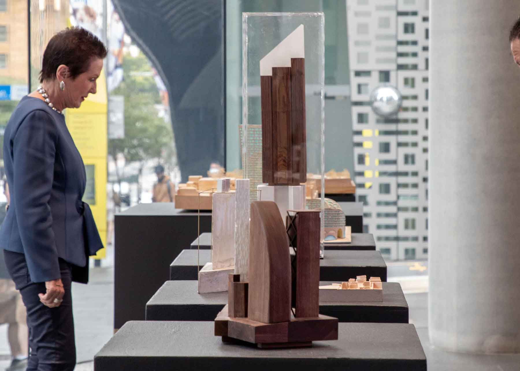 Architectural Exhibition, LOST Urban Propositions and Concepts, Sydney, 2020